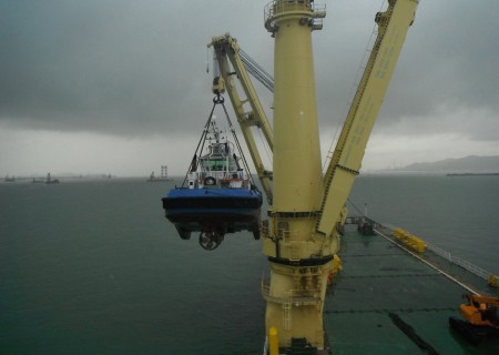 Heavy Lift / Project Cargo Transportation